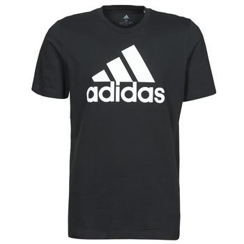 Textil Homem T-Shirt mangas curtas adidas Performance M BL SJ T Preto