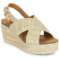 Sapatos Mulher Sandálias Refresh AMELA Bege