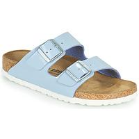 Sapatos Mulher Chinelos Birkenstock ARIZONA Azul