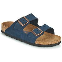Sapatos Mulher Chinelos Birkenstock ARIZONA SFB Azul