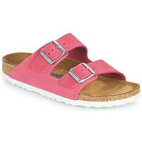Sapatos Mulher Chinelos Birkenstock ARIZONA SFB Rosa