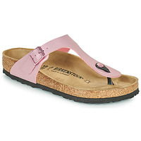 Sapatos Mulher Chinelos Birkenstock GIZEH Rosa