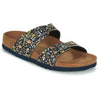 Sapatos Mulher Chinelos Birkenstock SYDNEY Azul