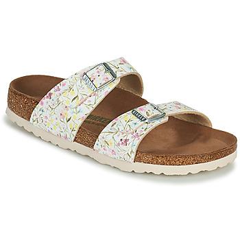 Sapatos Mulher Chinelos Birkenstock SYDNEY Branco