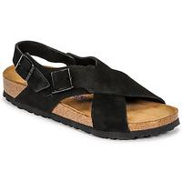 Sapatos Mulher Sandálias Birkenstock TULUM SFB Preto