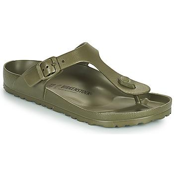 Sapatos Mulher Chinelos Birkenstock GIZEH EVA Cáqui