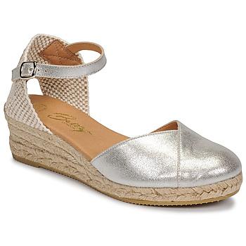 Sapatos Mulher Sandálias Betty London INONO Prata