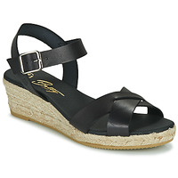 Sapatos Mulher Sandálias Betty London GIORGIA Preto