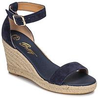 Sapatos Mulher Sandálias Betty London INDALI Marinho