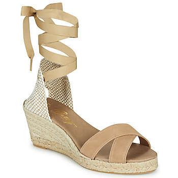 Sapatos Mulher Sandálias Betty London IDILE Bege