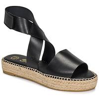 Sapatos Mulher Sandálias Betty London EBALUIE Preto