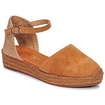 Sapatos Mulher Sandálias Betty London ANTALA Conhaque