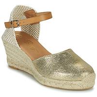 Sapatos Mulher Sandálias Betty London CASSIA Ouro