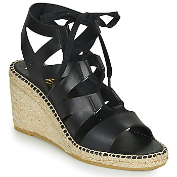 Sapatos Mulher Sandálias Betty London OLEBESY Preto