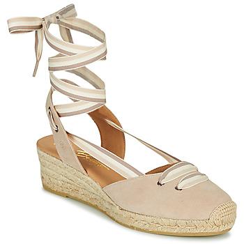 Sapatos Mulher Sandálias Betty London OJORD Bege