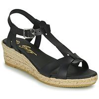 Sapatos Mulher Sandálias Betty London OBORSEL Preto