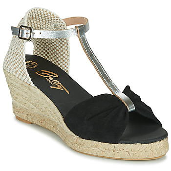 Sapatos Mulher Sandálias Betty London OREINOA Preto
