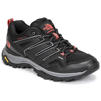 Sapatos Mulher Sapatos de caminhada The North Face HEDGEHOG FUTURELIGHT Preto / Vermelho