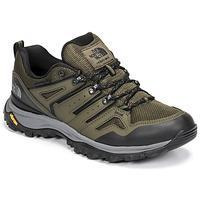 Sapatos Homem Sapatos de caminhada The North Face HEDGEHOG FUTURELIGHT Toupeira / Verde