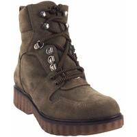 Sapatos Mulher Botas baixas Csy Lady boot CO & SO pach003 taupe Castanho