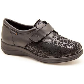 Sapatos Mulher Sapatos & Richelieu Calzamedi CONFORTÁVEIS DIABÉTICOS MEIAS ELÁSTICAS NEGRO