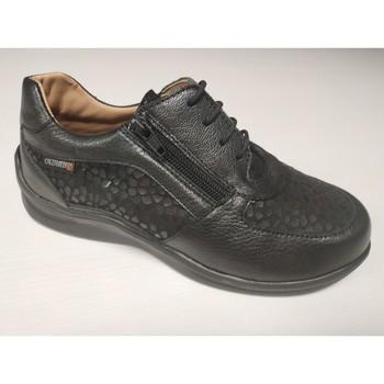 Sapatos Mulher Sapatos & Richelieu Calzamedi SAPATOS  DIABÉTICO 0751 NEGRO