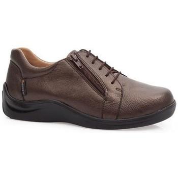 Sapatos Mulher Sapatos & Richelieu Calzamedi SAPATOS  DIABETIC 0749 MARRON