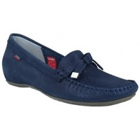 Sapatos Mulher Mocassins CallagHan 12022 Dance Zapatos de Mujer Azul