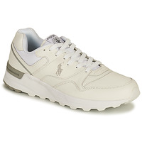 Sapatos Homem Sapatilhas Polo Ralph Lauren TRCKSTR PONY-SNEAKERS-ATHLETIC SHOE Branco