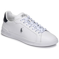 Sapatos Sapatilhas Polo Ralph Lauren HRT CT II-SNEAKERS-ATHLETIC SHOE Branco / Marinho