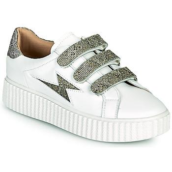 Sapatos Mulher Sapatilhas Vanessa Wu BK2231AN Branco / Cinza