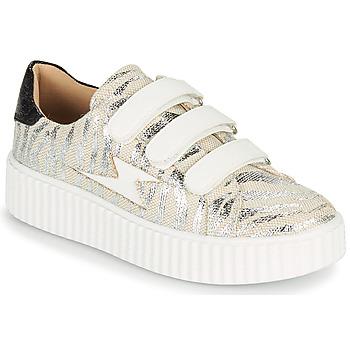 Sapatos Mulher Sapatilhas Vanessa Wu BK2065BA Cinza