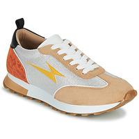 Sapatos Mulher Sapatilhas Vanessa Wu BK2268BG Bege / Amarelo / Laranja