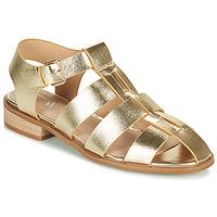Sapatos Mulher Sandálias Vanessa Wu SD2255OR Ouro