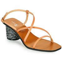 Sapatos Mulher Sandálias Vanessa Wu SD2226SM Laranja