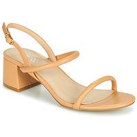 Sapatos Mulher Sandálias Vanessa Wu SD2253CM Camel
