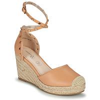 Sapatos Mulher Sandálias Vanessa Wu SD2257CM Camel