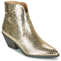 Sapatos Mulher Botins Vanessa Wu MINNA Ouro