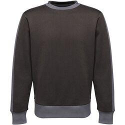 Textil Homem Sweats Regatta  Preto/cinza de selo