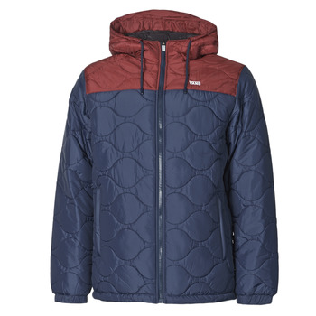 Textil Homem Jaquetas Vans MN WOODCREST II Azul