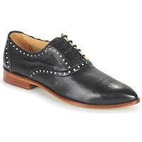 Sapatos Mulher Sapatos Melvin & Hamilton JESSY 61 Preto