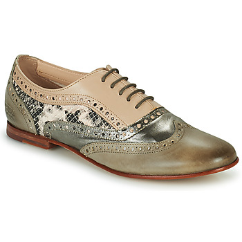 Sapatos Mulher Sapatos Melvin & Hamilton SONIA 1 Cinza
