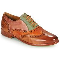 Sapatos Mulher Sapatos Melvin & Hamilton SELINA 24 Castanho