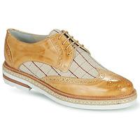 Sapatos Mulher Sapatos Melvin & Hamilton AMELIE 3 Amarelo