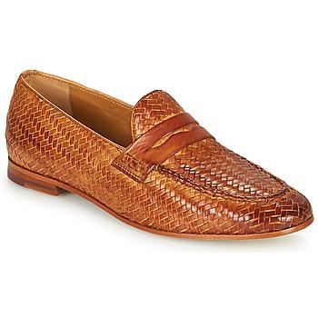 Sapatos Mulher Mocassins Melvin & Hamilton SCARLETT 52 Castanho