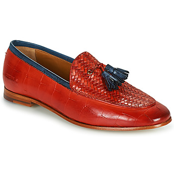 Sapatos Mulher Mocassins Melvin & Hamilton SCARLETT 44 Vermelho
