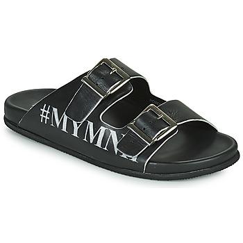 Sapatos Homem Sandálias Melvin & Hamilton ROBERT 10 Preto