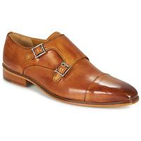 Sapatos Homem Richelieu Melvin & Hamilton LANCE 1 Castanho