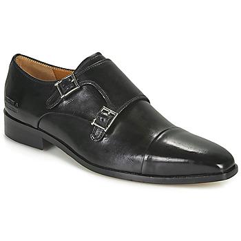 Sapatos Homem Richelieu Melvin & Hamilton LANCE 1 Preto