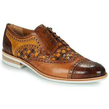 Sapatos Homem Sapatos Melvin & Hamilton HENRY 7 Castanho
